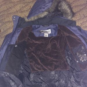 Columbia Jackets & Coats - Columbia snow winter jacket size XS navy